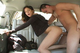 melissa getting fucked in the truck